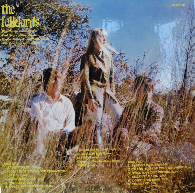 Vintage Vinyl: The Folklords – 'Release The Sunshine' (1968)